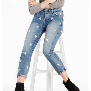 Lucky Brand Lot , Stock & Barrel skull 💀 jeans 30